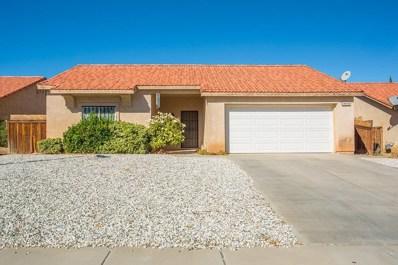 14618 Desert Rose Drive, Adelanto, CA 92301 - MLS#: 491094