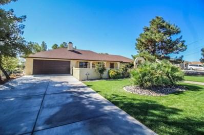 17803 Smoke Tree Street, Hesperia, CA 92345 - MLS#: 491107