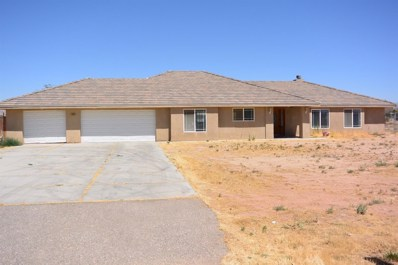 15637 Winnebago Road, Apple Valley, CA 92307 - MLS#: 491196