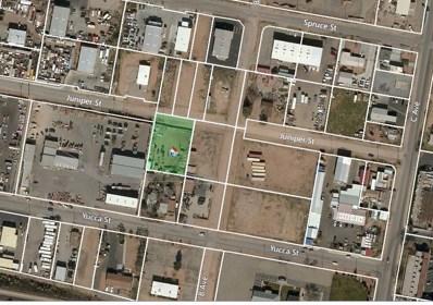 0 Juniper Street, Hesperia, CA 92345 - MLS#: 491351