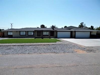 20877 Yucca Loma Road, Apple Valley, CA 92307 - MLS#: 491672