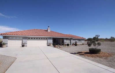 11823 Azure View Road, Pinon Hills, CA 92372 - MLS#: 491693