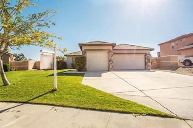 13845 Buttermilk Road, Victorville, CA 92392 - MLS#: 491727