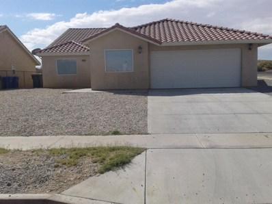 14465 Schooner Drive, Helendale, CA 92342 - MLS#: 491782