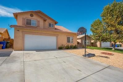 13466 Baylor Drive, Victorville, CA 92392 - MLS#: 491813