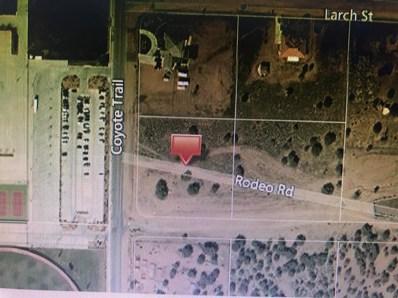 0 Rodeo Road, Oak Hills, CA 92344 - MLS#: 491816