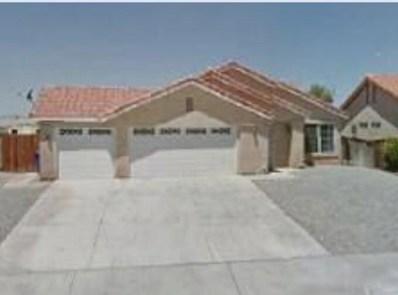 14566 Desert Rose Drive, Adelanto, CA 92301 - MLS#: 491887