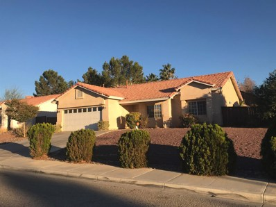 17083 Jurassic Place, Victorville, CA 92394 - MLS#: 492158