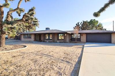 20357 Ituma Road, Apple Valley, CA 92308 - MLS#: 492165