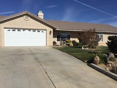 18630 Seaforth Street, Hesperia, CA 92345 - MLS#: 492276