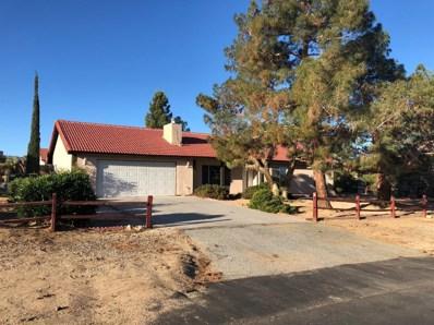 58343 Pueblo Trail, Yucca Valley, CA 92284 - MLS#: 492296