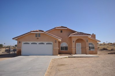 16353 Orick Avenue, Victorville, CA 92394 - MLS#: 492342