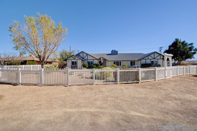 20051 Red Feather Lane, Apple Valley, CA 92307 - MLS#: 492343
