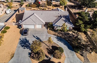 20338 Majestic Drive, Apple Valley, CA 92308 - MLS#: 492391