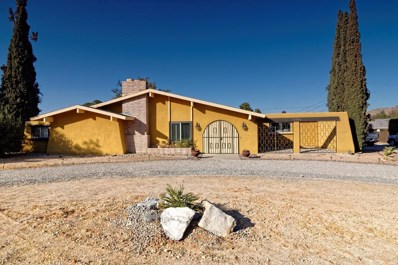 19906 Red Feather Road, Apple Valley, CA 92307 - MLS#: 492398