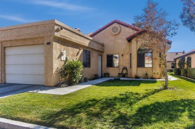 19037 Elm Drive, Apple Valley, CA 92308 - MLS#: 492556