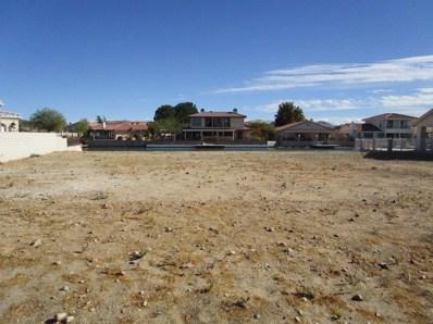 0 Buccaneer Lane, Helendale, CA 92342 - MLS#: 492611
