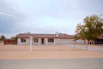 15790 Wichita Road, Apple Valley, CA 92307 - MLS#: 492715