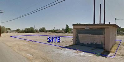 18155 Jonathan Street, Adelanto, CA 92301 - MLS#: 492773