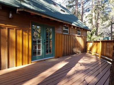 1005 Eagle Road, Wrightwood, CA 92397 - MLS#: 492943