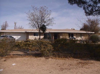 15555 Tacony Road, Apple Valley, CA 92307 - MLS#: 492952
