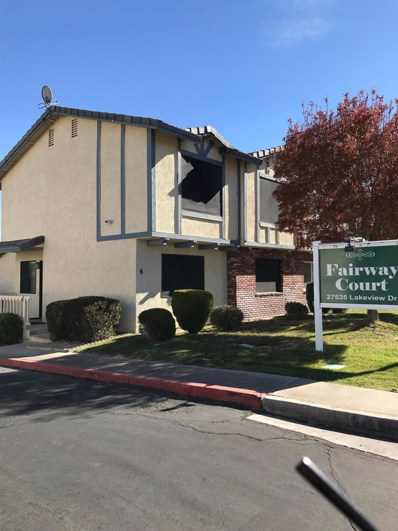 27535 Lakeview Drive UNIT 6, Helendale, CA 92342 - MLS#: 493084