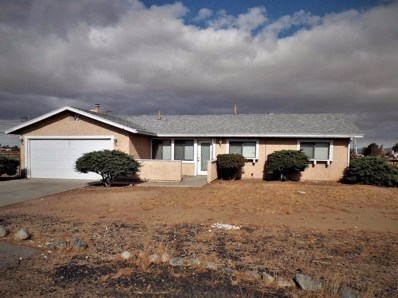 21512 Wren Street, Apple Valley, CA 92308 - MLS#: 493135