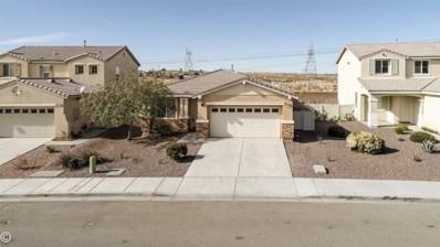 16708 Desert Lily Street, Victorville, CA 92394 - MLS#: 493156