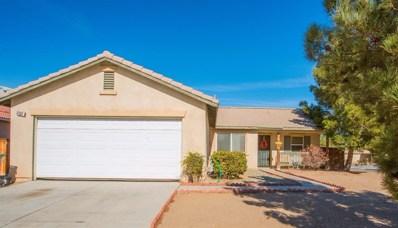 11830 Wolcott Street, Adelanto, CA 92301 - MLS#: 493215