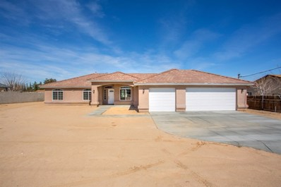 17190 Seaforth Street, Hesperia, CA 92345 - MLS#: 493436