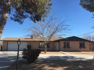 13329 Rancherias Road, Apple Valley, CA 92308 - MLS#: 493602