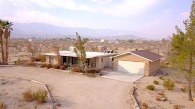 9388 Anza Trail, Lucerne Valley, CA 92356 - MLS#: 493659