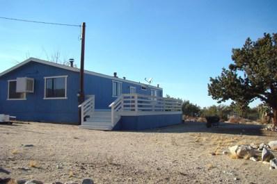 10581 Golden View Road, Pinon Hills, CA 92372 - MLS#: 493799