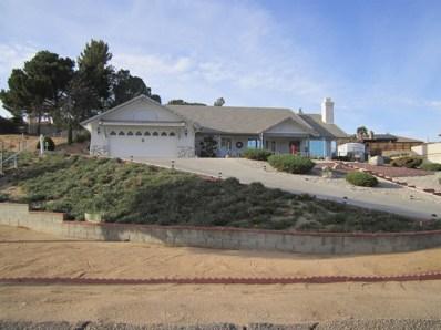 18810 Ranchero Road, Hesperia, CA 92345 - MLS#: 493829