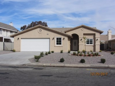 18246 Lakeview Drive, Victorville, CA 92395 - MLS#: 493987