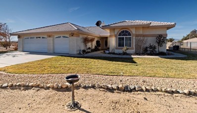 11528 Joshua Road, Phelan, CA 92371 - MLS#: 494161