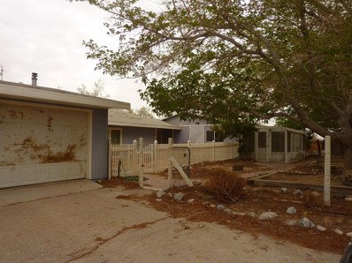 38484 Foothill Road, Lucerne Valley, CA 92356 - MLS#: 494315