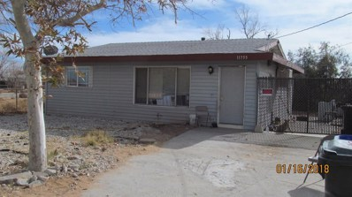 11755 Brockman Avenue, Adelanto, CA 92301 - MLS#: 494475