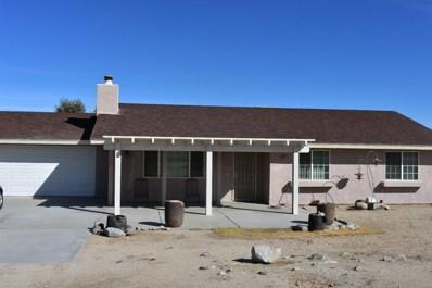 11623 Pinon Hills Road, Pinon Hills, CA 92372 - MLS#: 494552