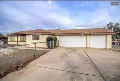 9257 Peach Avenue, Hesperia, CA 92345 - MLS#: 494695