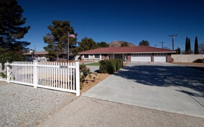 19574 Symeron Road, Apple Valley, CA 92307 - MLS#: 494844
