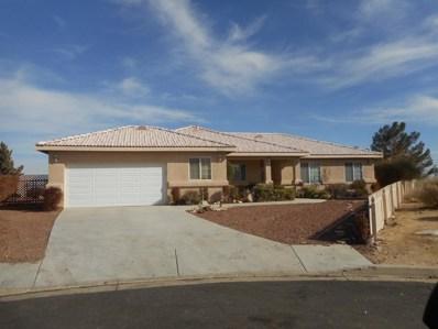 14459 Crest Drive, Victorville, CA 92395 - MLS#: 494931