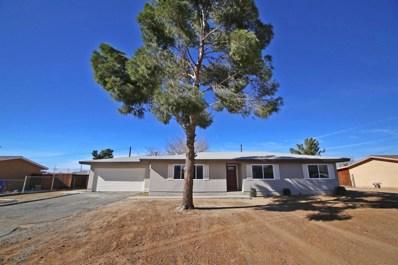 13356 Tutelo Road, Apple Valley, CA 92308 - MLS#: 494984