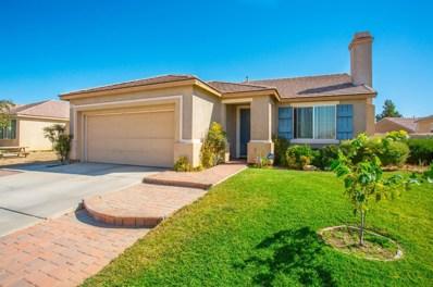 15951 Fremont Street, Adelanto, CA 92301 - MLS#: 494999