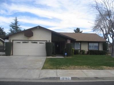 13753 Burning Tree Drive, Victorville, CA 92395 - MLS#: 495027