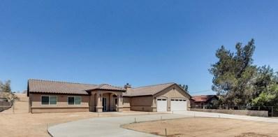 18890 Rocksprings Road, Hesperia, CA 92345 - MLS#: 495099