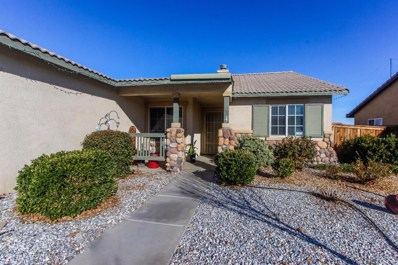 11814 Star Street, Adelanto, CA 92301 - MLS#: 495257
