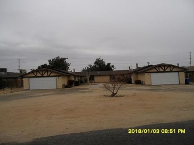 20986 Laguna Road UNIT 1-4, Apple Valley, CA 92308 - MLS#: 495333