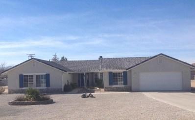 15410 Idaho Road, Apple Valley, CA 92307 - MLS#: 495336