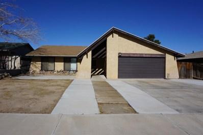 1287 Joshua Tree Drive, Barstow, CA 92311 - MLS#: 495346